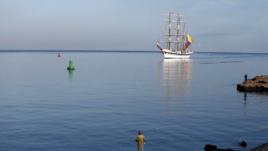 Mjete ujore robotike studiojnë Detin Keltik