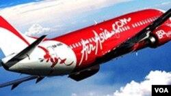 Pesawat Air Asia (Foto: dok).
