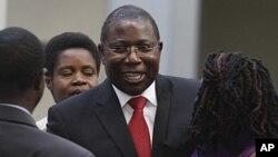 Former Energy and Power Development Minister Elton Mangoma