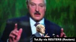 သမၼတ Alexander Lukashenko