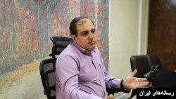 مهدی رحمانیان، مدیر مسئول روزنامه شرق