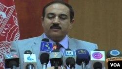 غلام مجتبی پتنگ، وزیر داخلۀ افغانستان