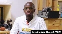 Profil de Pape el Békri Diedhiou, étudiant sénégalais en électromécanique
