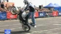 Garat me motorcikleta