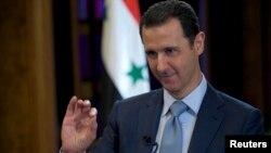 Tổng thống Syria Bashar al-Assad bác bỏ các cáo buộc quân đội Syria sử dụng võ khí hóa học