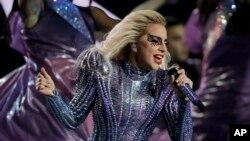Lady Gaga akan menyanyikan lagu kebangsaan pada pelantikan Joe Biden (foto: dok).