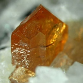 The mineral bastnasite can contain 15 or even 17 rare earth metals. But chemically separating the elements is costly and difficult.