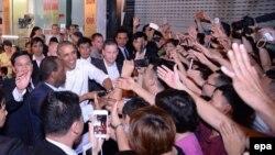 Prezident Obama Vyetnamda, 23-may, 2016