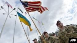 AS berencana memperluas pelatihan pasukan keamanan Ukraina untuk menghadapi separatis pro Rusia (foto: dok).