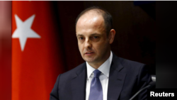 «مراد چتینکایا»، رئیس برکنار شده بانک مرکزی ترکیه