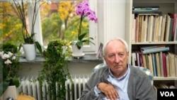 El poeta sueco Tomas Tranströmer fue el ganador del Premio Nobel de Literatura 2011.