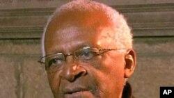 အသားအေရာင္ခဲြျခားမႈကို ဦးေဆာင္တိုက္ပဲြ၀င္သူ ဘုန္းေတာ္ႀကီး Desmond Tutu