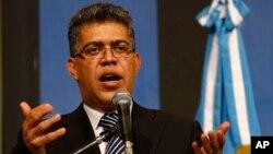 El canciller venezolano, Elías Jaua, rechaza cualquier mediación internacional para resolver los problemas de Venezuela.