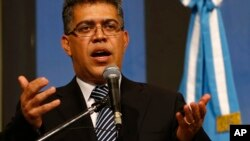 Elías Jaua reiteró el llamado de su partido socialista al diálogo con la oposición.