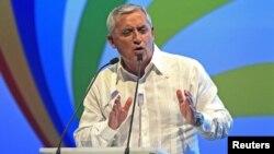 El presidente de Guatemala, Otto Pérez Molina, insiste en llevar el tema de la legalización de las drogas al seno de la OEA.