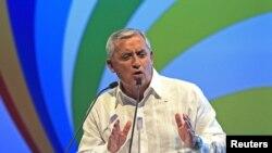 Se espera que durante el encuentro, Perez Molina y Obama hablen del llamado TPS.