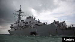 есмінець USS John S. McCain