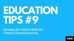 Education Tips #9