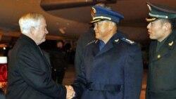 وزیر دفاع آمریکا وارد چین شد