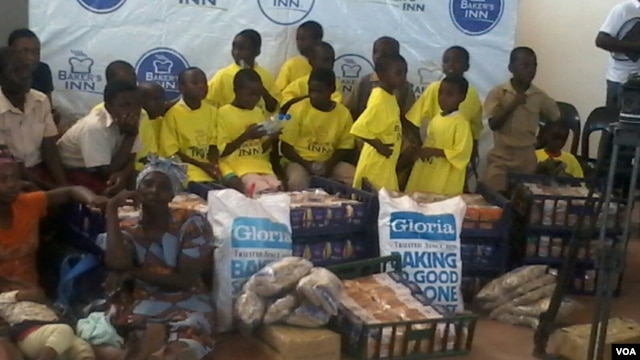 FILE: Christmas came early for hard-pressed villagers in Jambezi, Hwange district in Matabeleland North province, and Maphisa in Matabeleland South's Kezi district, courtesy of a leading bread-making company.