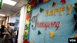 El miércoles previo al Día de Acción de Gracias es uno de los días de mayor tráfico vehicular, aéreo y ferroviario del año en Estados Unidos.