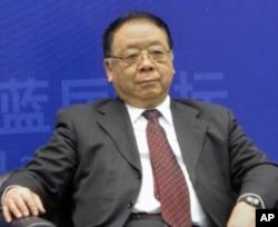 中国军控与裁军协会会长马振岗