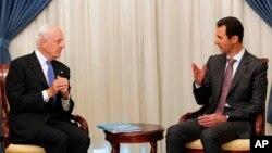 Nhà ngoại giao Liên Hiệp Quốc hy vọng thuyết phục được cả hai phía trong cuộc xung đột chấm dứt giao tranh.