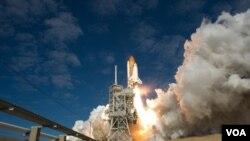 La misión final será hacer algunas repaciones a la base espacial.