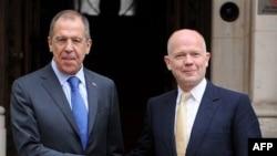 Ruski i britanski ministar inostranih poslova, London, 15. februar, 2011.