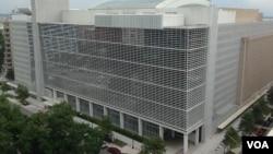 世界银行在华盛顿的总部大楼