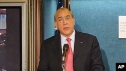 经合组织秘书长葛利亚称打击国外贿赂仍是当今要务
