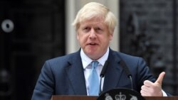 Boris Johnson menace d'élections anticipées au Royaume-Uni