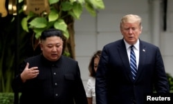 ABŞ Prezidenti Donald Tramp və Şimali koreya lideri Kim Conq Unun fevral ayında Vyetnamda keçirdikləri ikinci zirvə görüşü nəticəsiz qalıb.