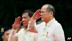 Philippines Obit Aquino