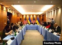 зустріч з віце-президентом США