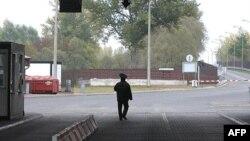 КПП на белорусско-польской границе (архивное фото)