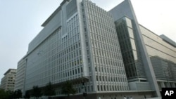 Edificio sede do Banco Mundial, em Washington DC