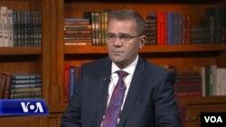 Fehmi Mehmeti, guvernator i Bankës së Kosovës