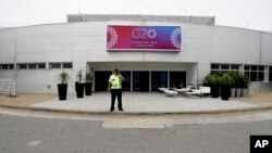 VOA连线(黄耀毅):G20即将召开,布宜诺斯艾利斯加强警戒