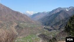 لائن آف کنٹرول پر واقع علاقہ چکوٹھی
