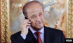 叙利亚总统巴沙尔·阿萨德叔父里法特·阿萨德