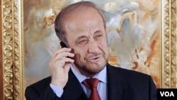Ông Rifaat al Assad, chú ruột của Tổng thống Syria Bashar al-Assad.