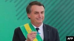 Rais wa Brazil, Jair Bolsonaro