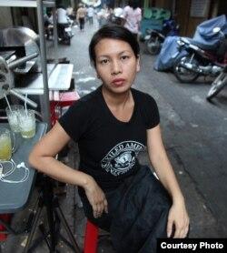 A Cambodian-American artist, Anida Yoeu Ali, who won the 11th Sovereign Asian Art Prize (Photo: Studio Revolt)