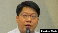 台湾人权促进会执行委员 赖中强律师