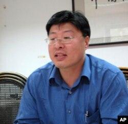 家庭教会志愿者刘官