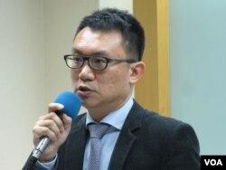 两岸政策协会秘书长王智盛