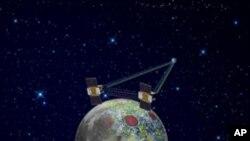 چاند پر تحقیق کے لیے ناسا نے دو سیٹلائٹ لانچ کردیے