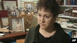 مارشا ریفیکین دختر خانمیکه طعمۀ سرطان تخمدانها شده است.