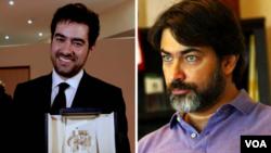 شهاب حسینی (چپ) قرار است نقش شمس تبریزی و پارسا پیروزفر نقش مولانا را در فیلم سینمایی «مست عشق» بازی کنند